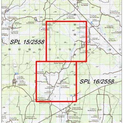SAKSRITHAI LICENSE MAP